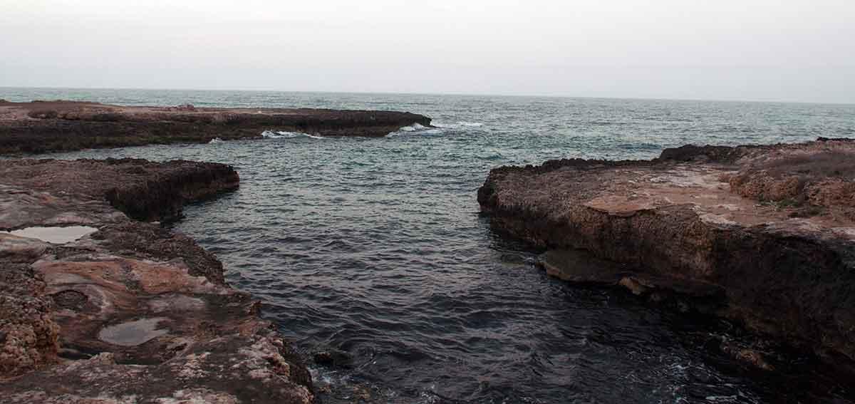 Apulien Küste
